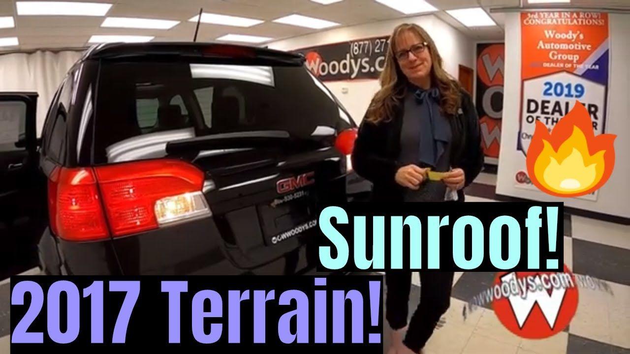 2017 GMC Terrain SLE Video Walkthrough at WowWoodys in