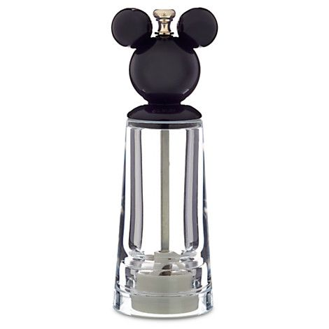 Your WDW Store Disney Pepper Mill Mickey Mouse Vintage