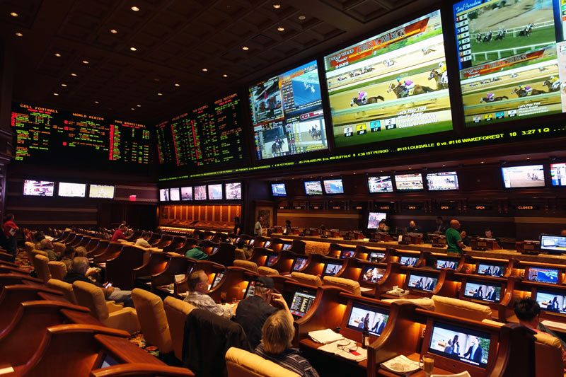 10 Best Race and Sports Books in Las Vegas Casino slot