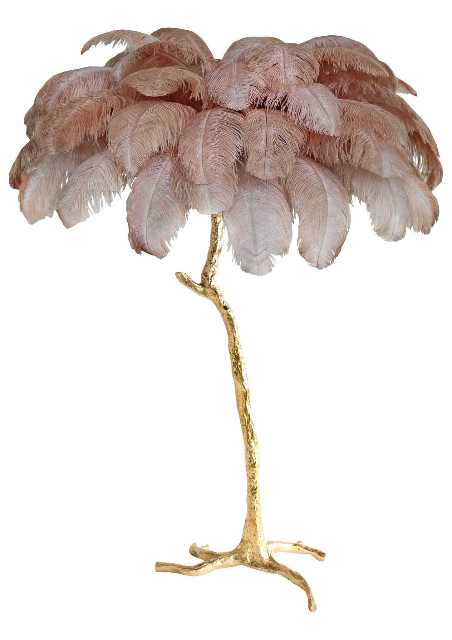 The Feather Floor Lamp In 2020