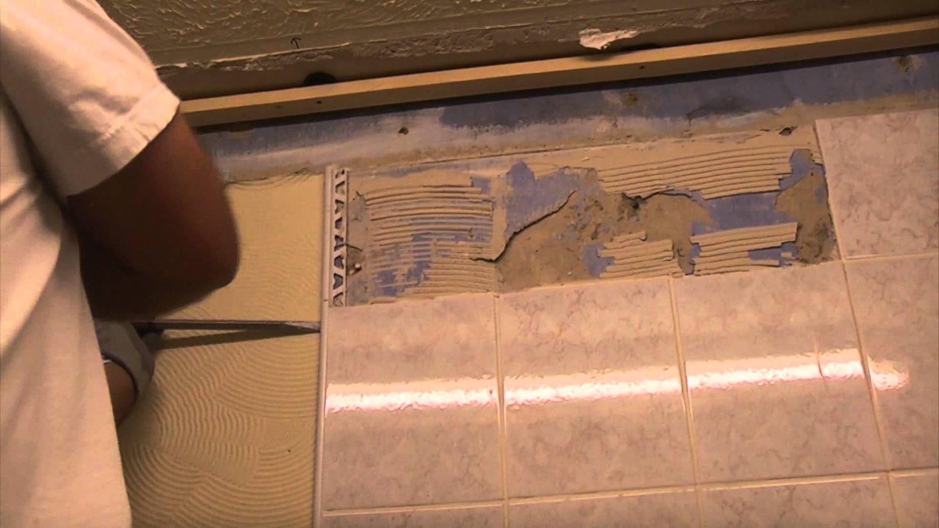 Doityourself installing a tile shower shower tile
