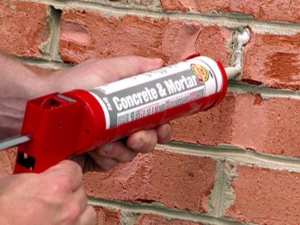 How To Repair Mortar Joints Mortar Repair Brick Repair Repair
