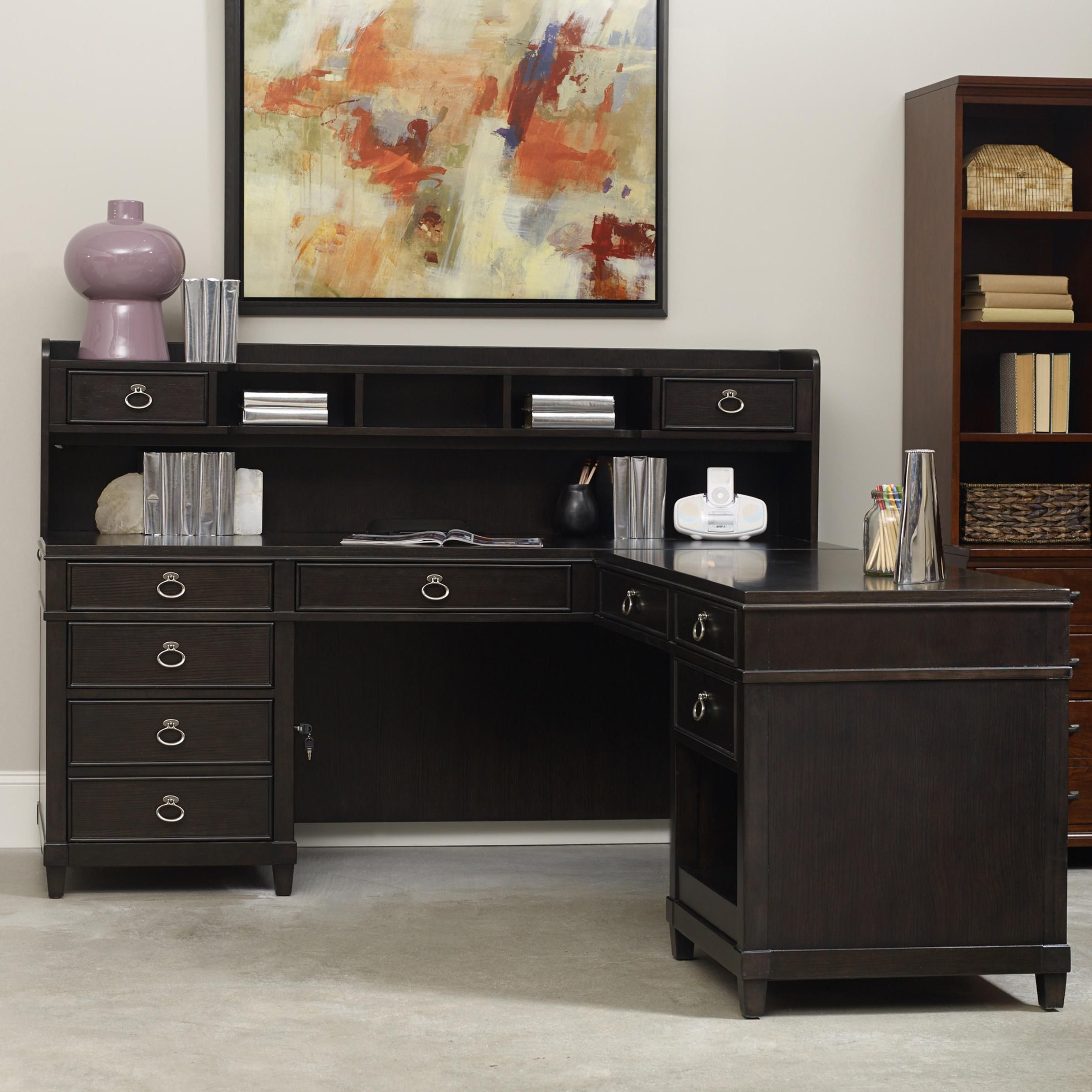 Desk Dunk And Bright Classic Office Furniture Belfort Furniture Home Office Furniture
