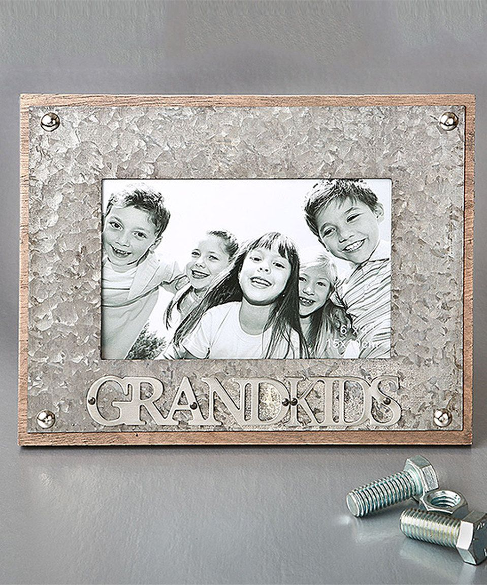 Take a look at this \'Grandkids\' Frame today! | Christmas | Pinterest ...
