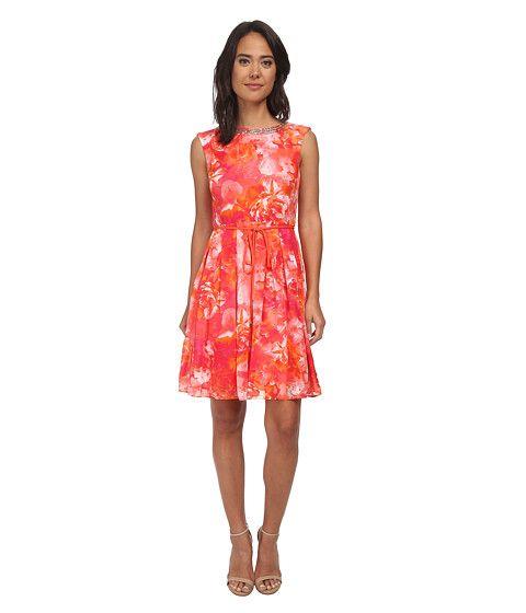 rsvp Trinity Dress Orange/Pink Multi - Zappos.com Free Shipping BOTH Ways