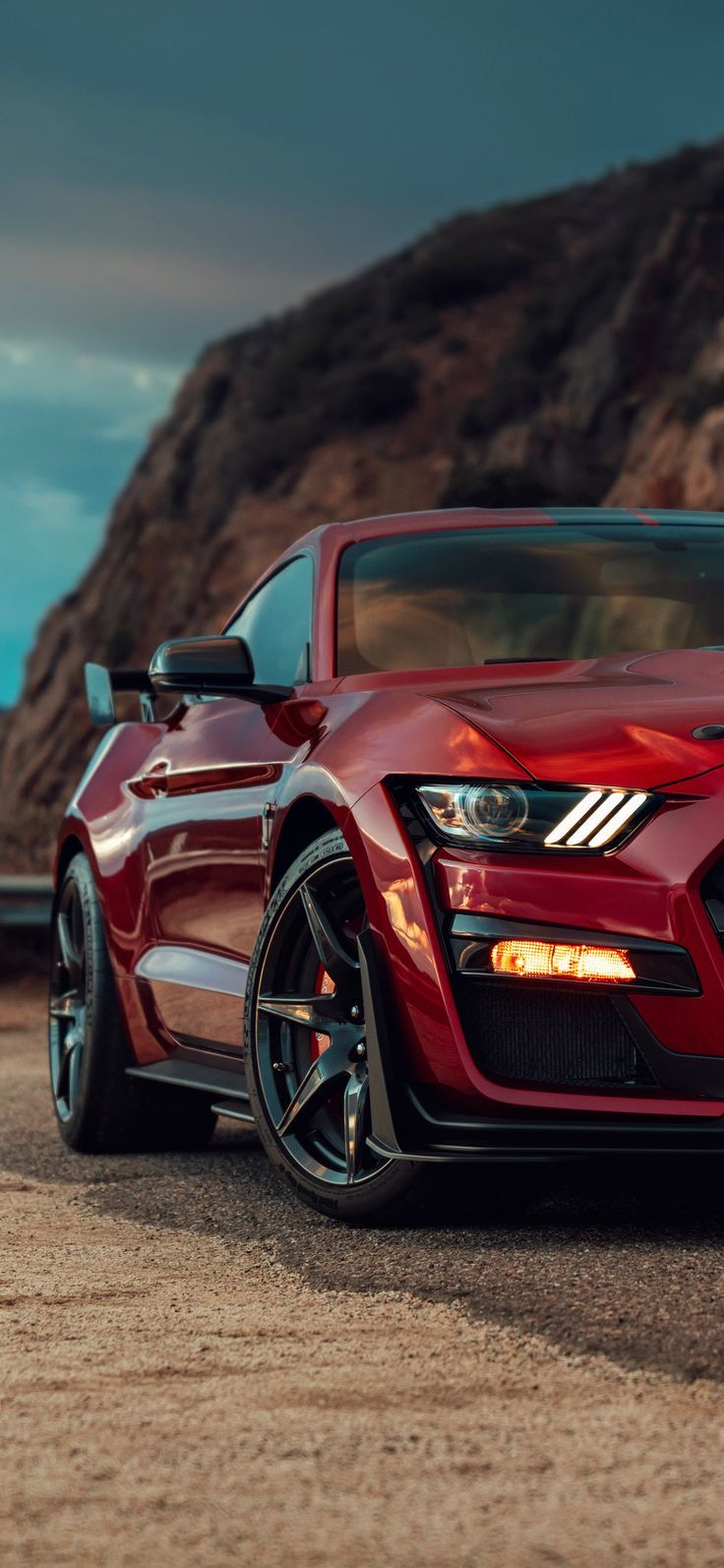 2020 Ford Mustang Shelby GT500 - Cars