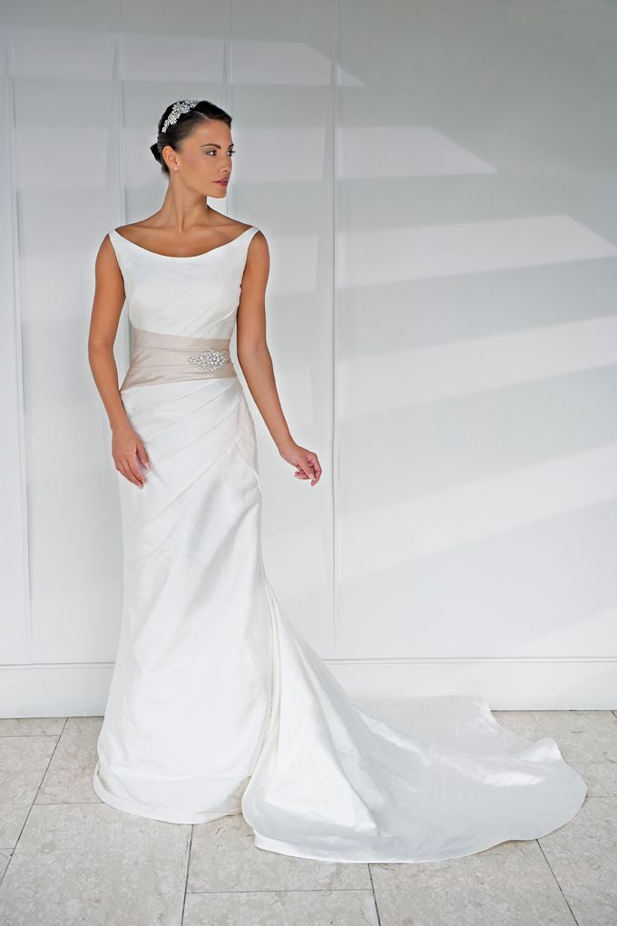 2e092093c1a2 ivory & co Peyton Front - Wedding Dress Expert | Dresses | Pinterest ...