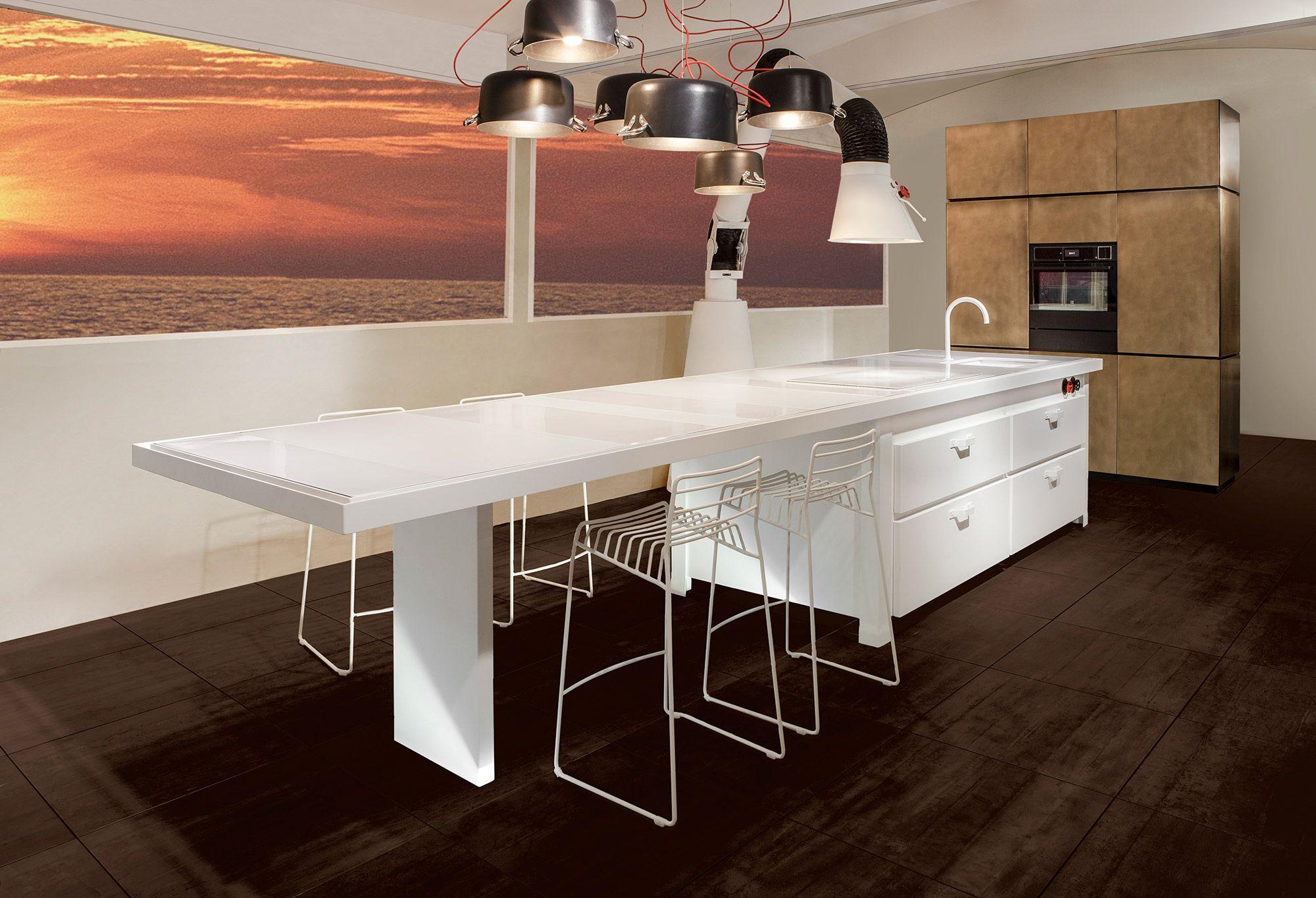 Minacciolo cersaie cersail kitchen design mammut - Minacciolo cuisine ...