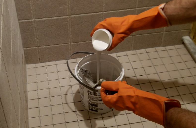 Shower Grout that Doesn't Stain or Need Sealed, Ever