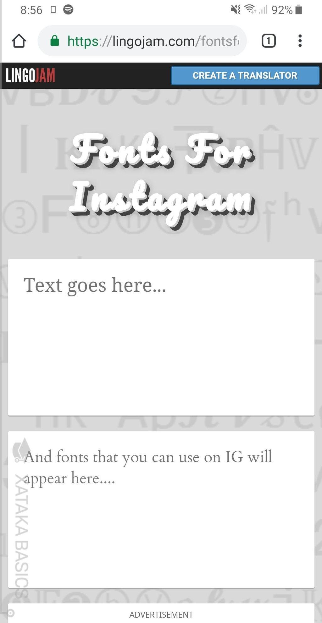 Cómo Poner Un Tipo De Letra Diferente En Instagram En Tu Nombre De Perfil Y Biografía Nombres De Instagram Diferentes Tipos De Letra Nombres En Instagram