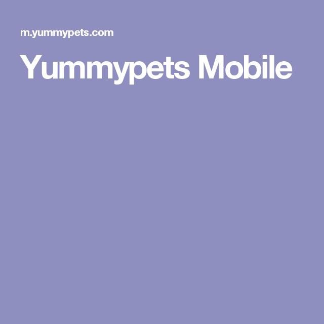 Yummypets Mobile