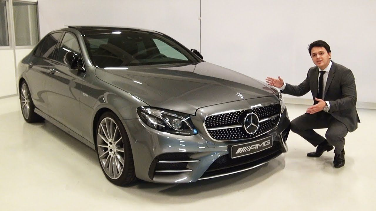 2018 Mercedes Amg E43 4matic Full E Class Review Brutal Start Up