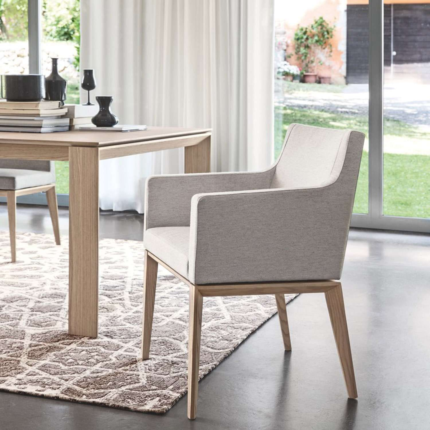 Bess Dining Armchair  Armchairs Dining Chairs And Modern Farmhouse Interesting Single Dining Room Chair Decorating Inspiration