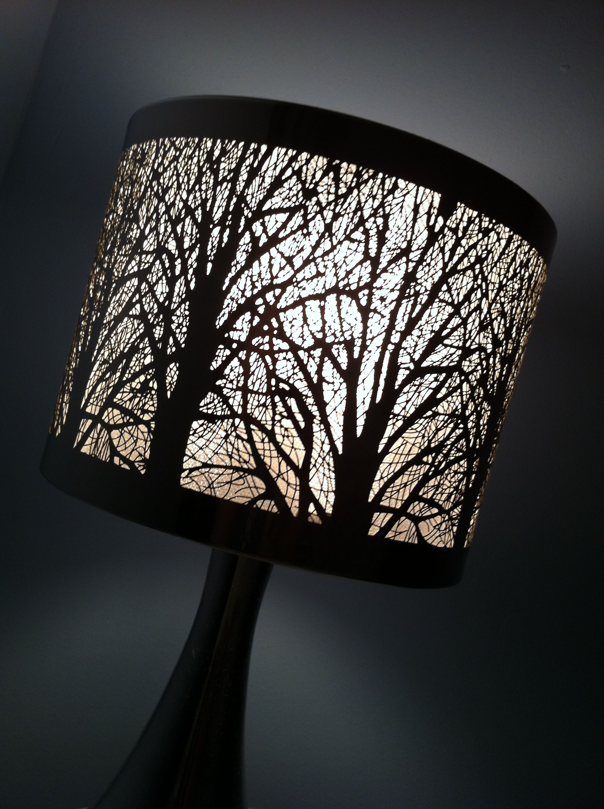 Tree Silhouette Lamp Tree Silhouette Harry Potter