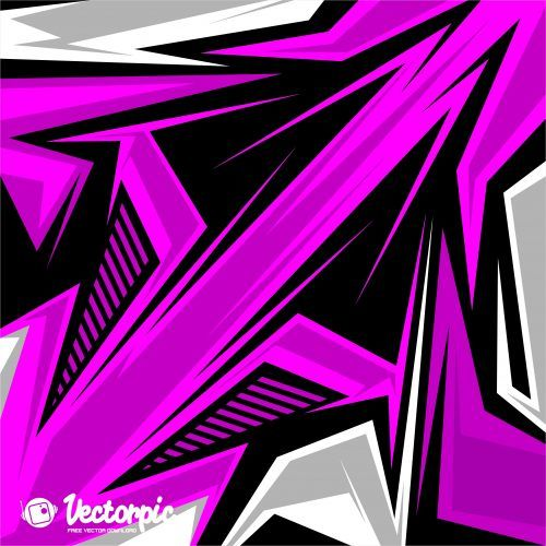 Racing Stripes Streaks Background Free Vector Racing Stripes Abstract Pattern Design Vector Free