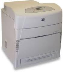 Hp Color Laserjet 5550n Printer Printer Laser Printer Color