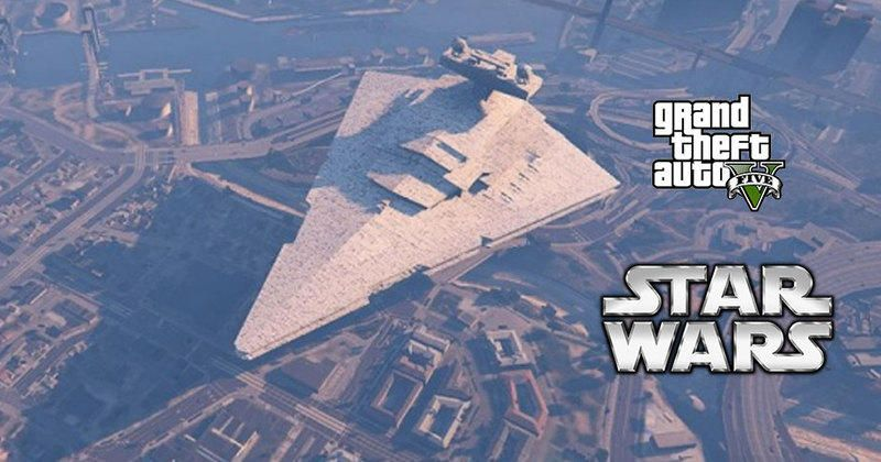[Zone 42] Un superbe Mod Star Wars pour GTA V avec un Star Destroyer Check more at http://geek.webissimo.biz/zone-42-un-superbe-mod-star-wars-pour-gta-v-avec-un-star-destroyer/