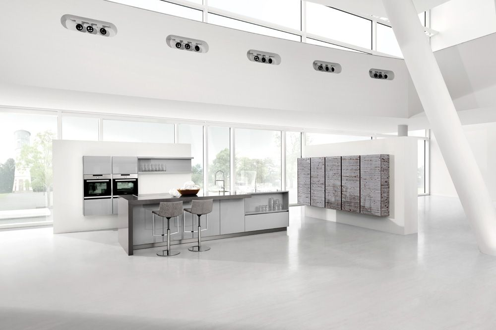 Design galerie hoppe keukens in leer duitsland keukens