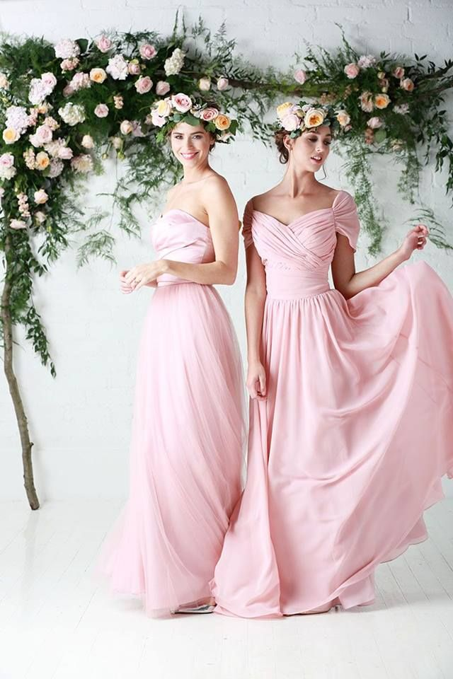 3 Beautiful Bridesmaids <3 The separates collection from UK Designer ...