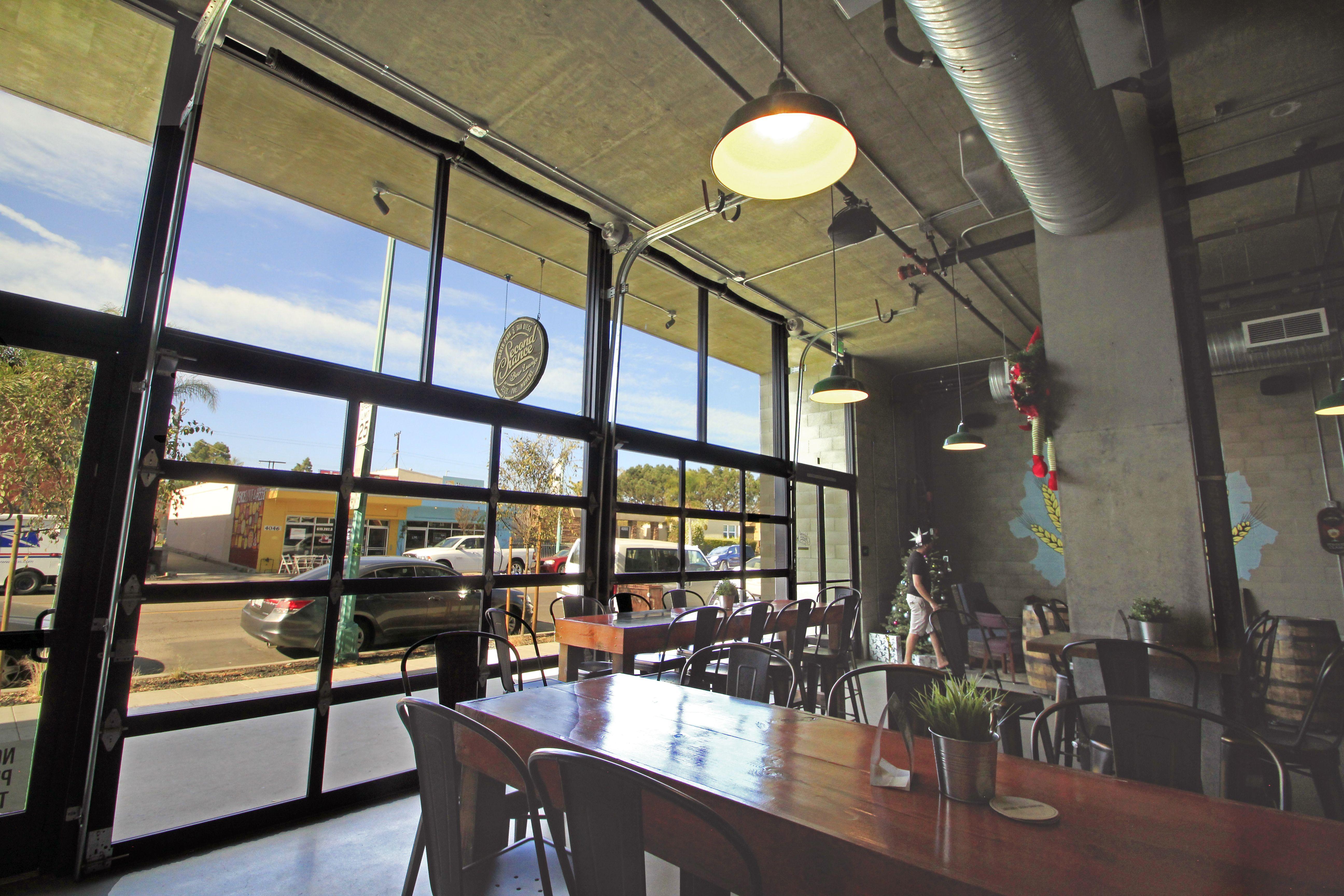 Glass Garage Doors Glass Garage Door North Park San Diego And