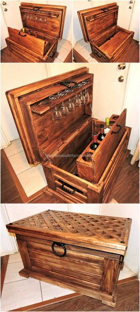 Creative Ways To Recycle And Reuse Wood Pallets