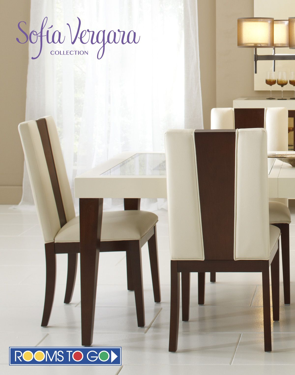 Clean Lines Contemporary Styling And Quality Construction The Sofia Veragra Savona Dining Collection Offe Dining Room Sets Affordable Dining Room Sets Dining #sofia #vergara #living #room #set