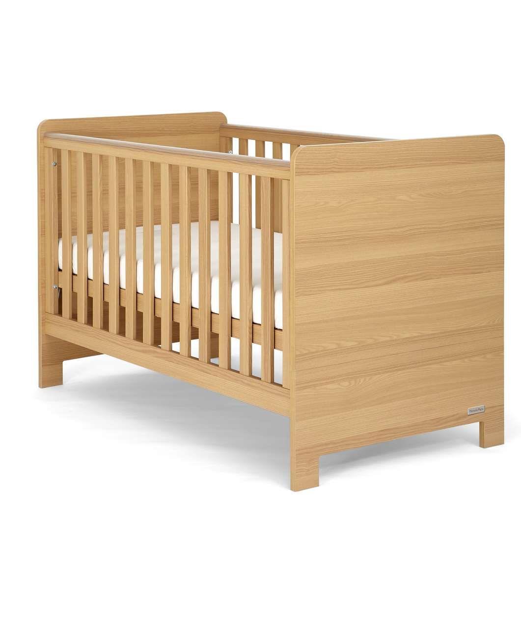 Mamas And Papas Bedroom Furniture Haxby Cot Toddler Bed Oak Cot Beds Cots Cribs Mamas