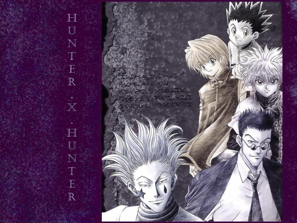 Hunter Hunter 高画質pc Ps3壁紙 1 Manga