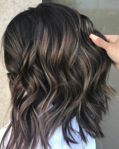 L I V E Ash Hair Color Ash Blonde Highlights On Dark Hair Hair Styles