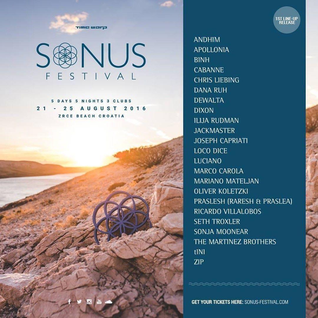 Sonus Festival Pakete mit Apartment in Novalja (2er-8er Apartments) Sonus Festival Ticket Shuttle Bus Reisepreissicherungsschein und wahlweise Bus-Anreise aus Süd-Deutschland und Österreich. JETZT BUCHEN =>> http://zrce.eu/sonus/ <== #sonusfestival2016 #rave #festival #croatia #kroatien #zrce #novalja #inselpag #minimal #deephouse #techno #zrcebeach #partyurlaub #andhim #Apollonia #ChrisLiebing #Dixon #Jackmaster #LocoDice #MarcoCarola #OliverKoletzki #Praslesh #RicardoVillalobos…