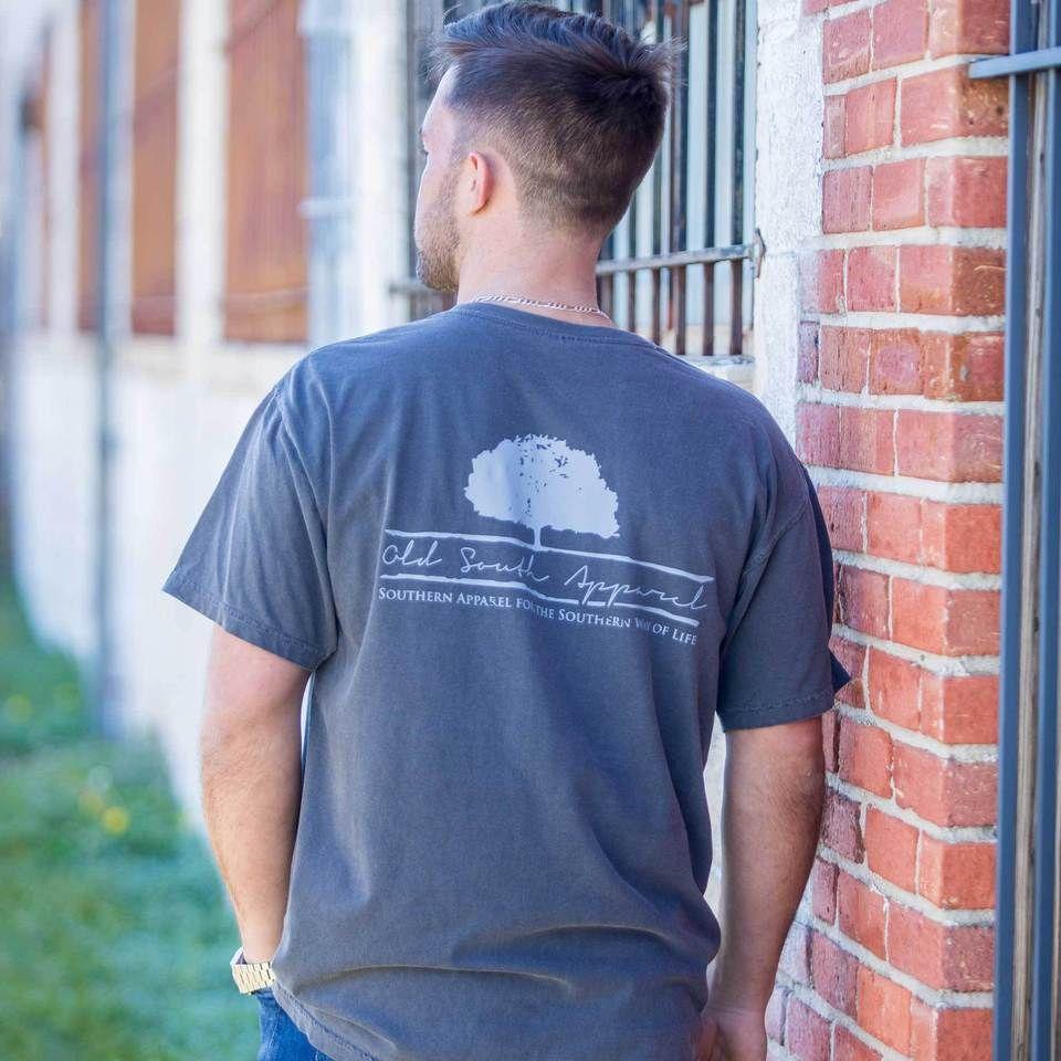 Shade Tree Original Short Sleeve Sleeves Southern Outfits Simple Tees