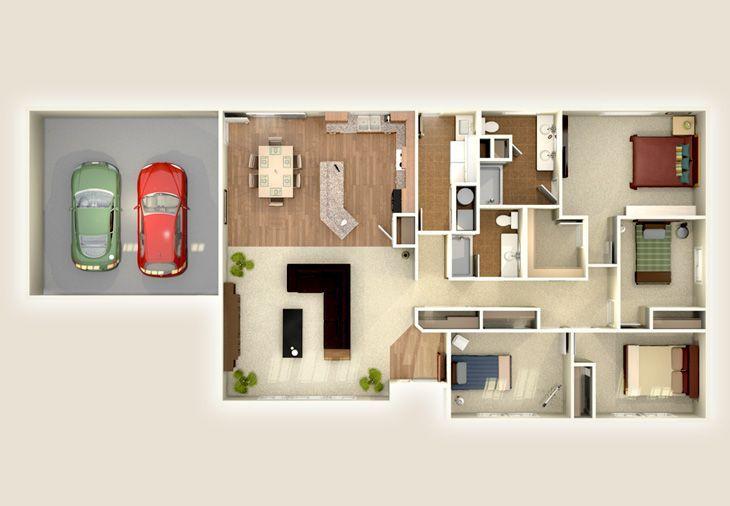 1950 plan homes adair homes - 1950 Style Home Plans