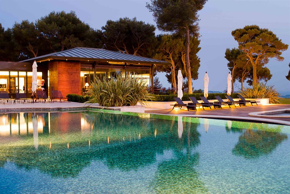 Le Castellet Hotel Spa House Styles Spa
