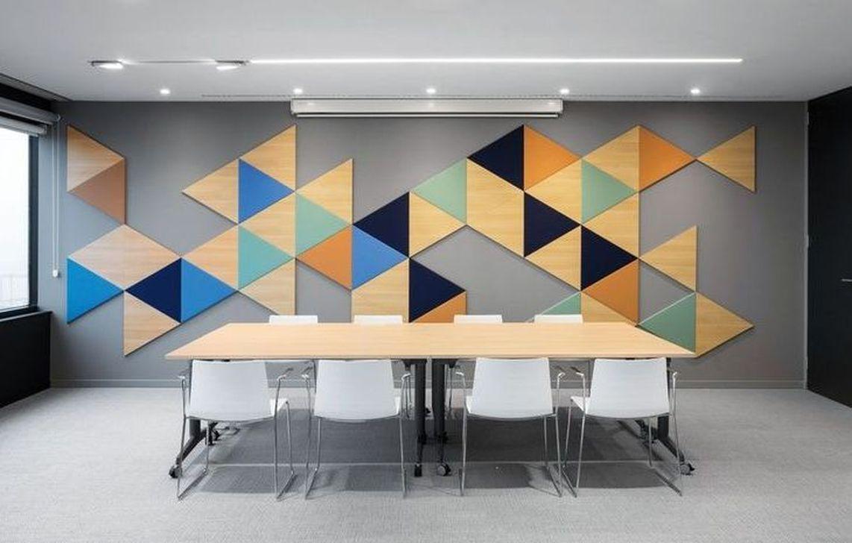 48 Most Popular Tech Office Design Ideas Office Wall Design