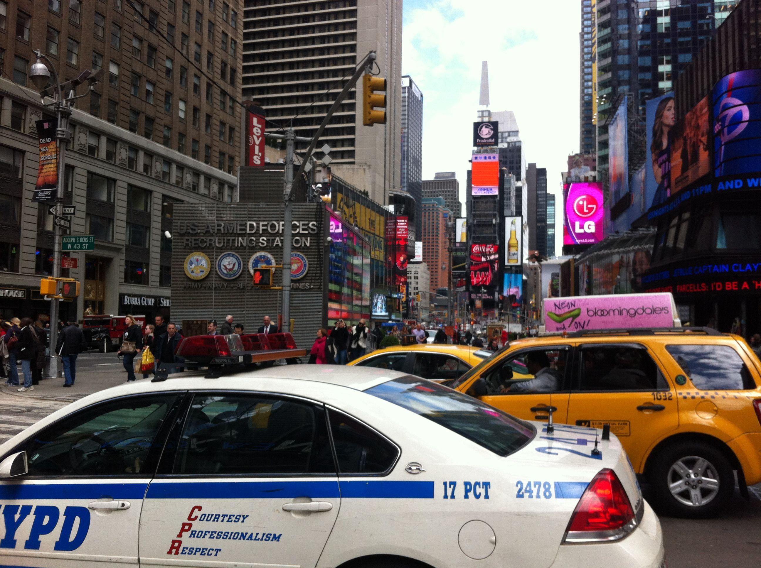 Study tour to New York 2013