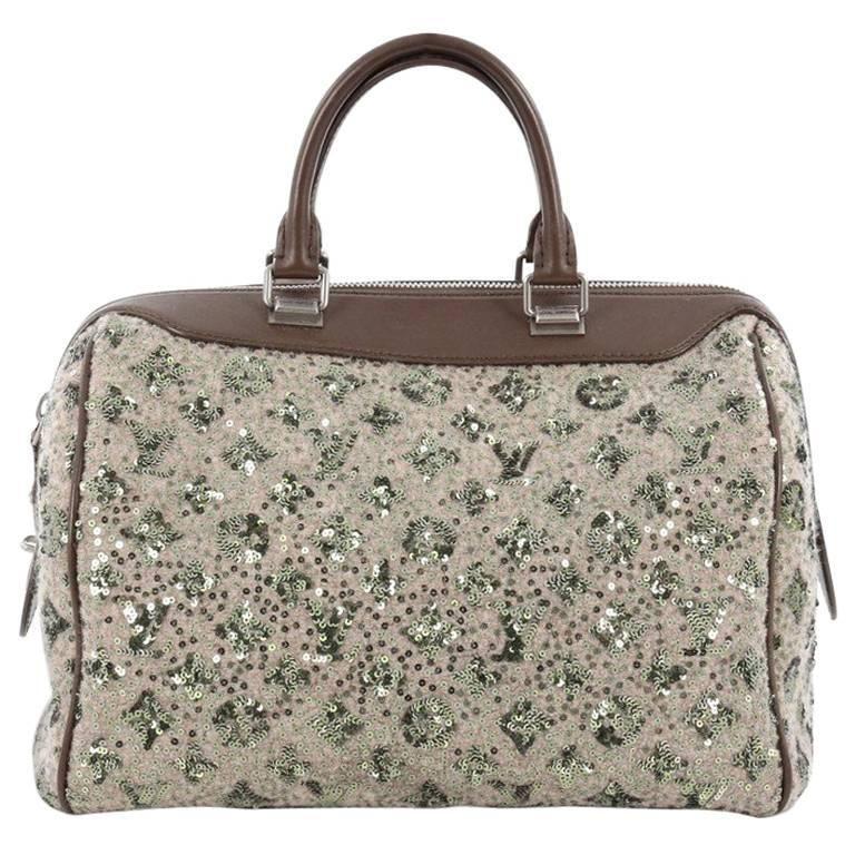 5146b48e3936 Louis Vuitton Speedy Handbag Limited Edition Sunshine Express 30 in ...
