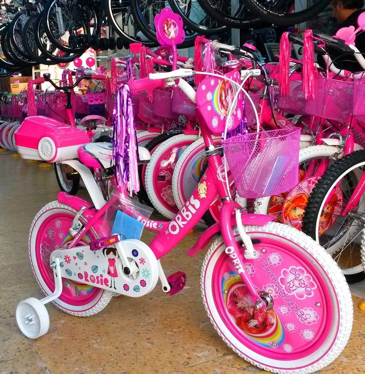 Orbis 16 Jant Rosie 4 8 Yas Cocuk Bisikleti Ayhan Cocuk Anne