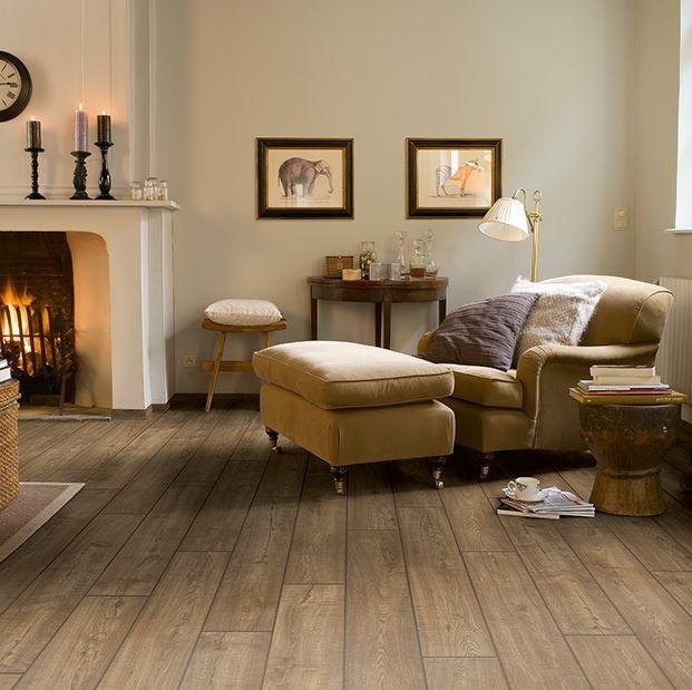 QuickStep Impressive Ultra Scraped Oak Grey IMU1850 Laminate Floor 13m2   | eBay