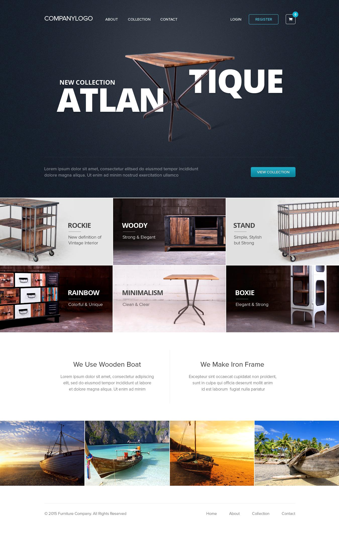 M s de 25 ideas incre bles sobre sitios web de muebles en - Web de muebles ...