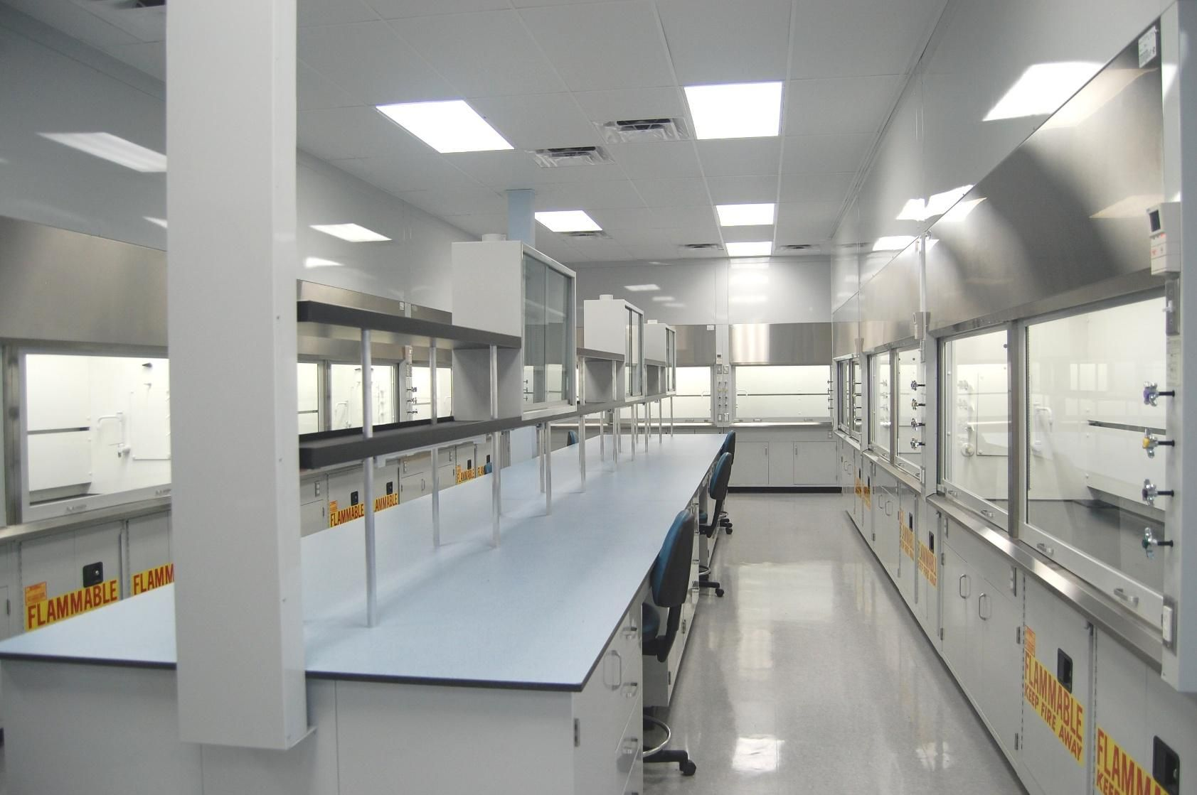 Classroom Design Research ~ Empty laboratory story future pinterest interiors