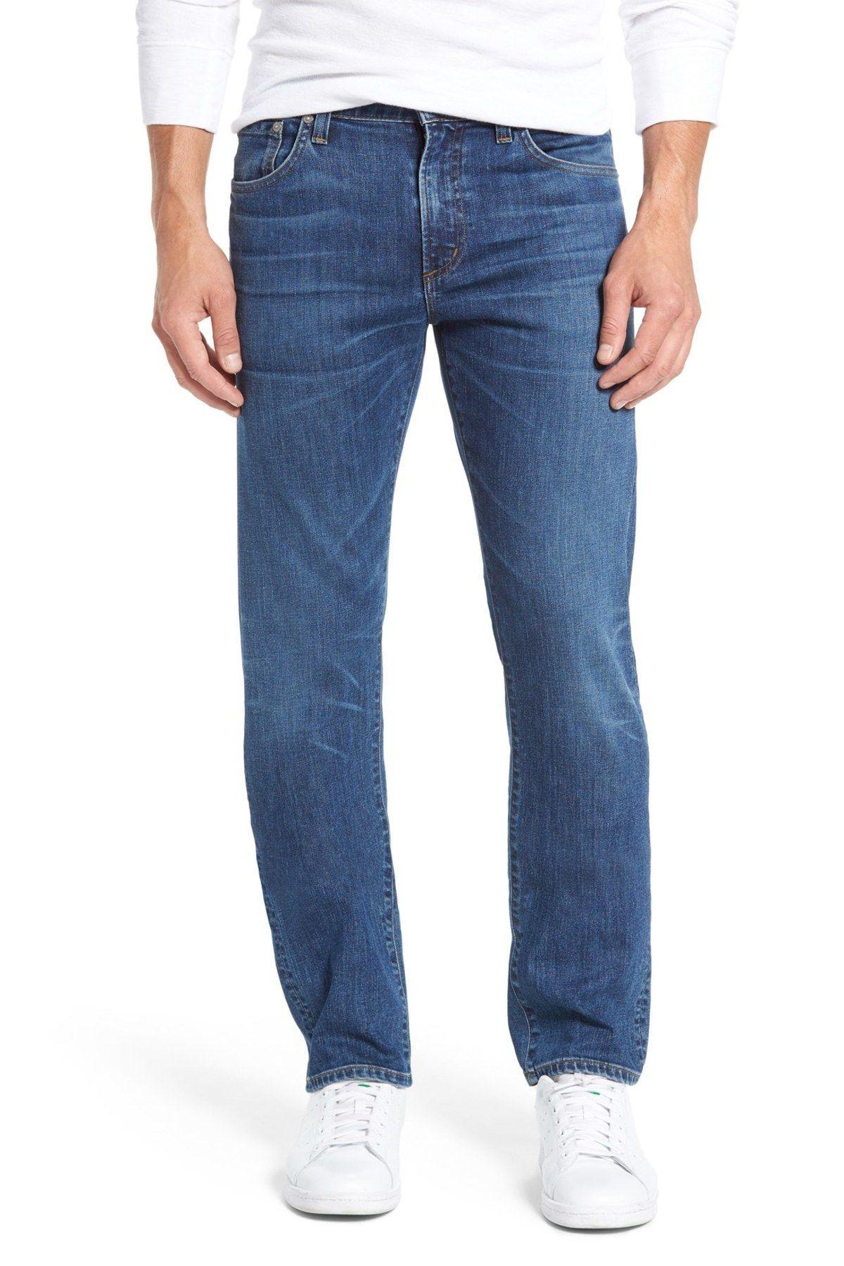 'Core' Slim Fit Jeans (Brunswick)