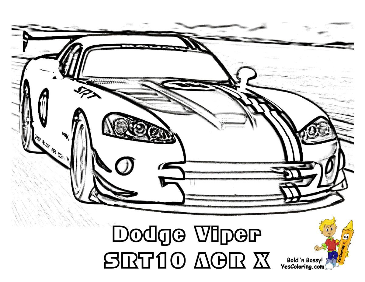 hennessey venom coloring pages - learning how to read