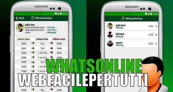 Web Facile Per Tutti: Whatsonline Apk Download    Come Controllare Un Co...