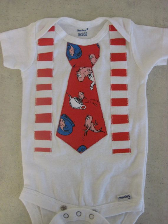 d93e69ff8 Baby Applique Patterns | Dr Seuss Baby Onesie by UnderDuckCreations on  Etsy, $15.00
