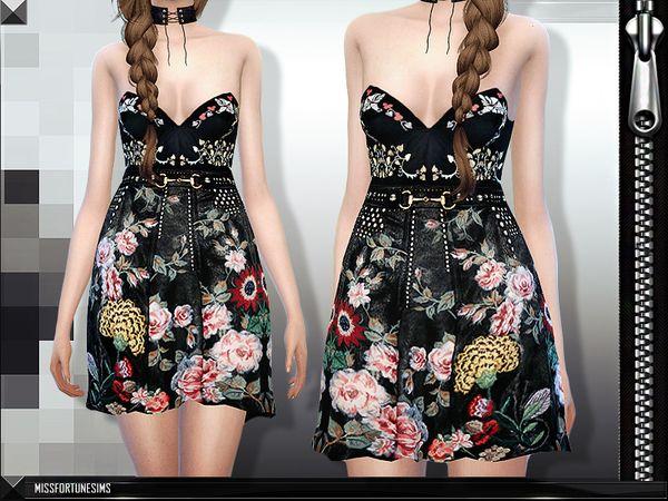 TSR: MissFortune's MFS Kaya Dress.