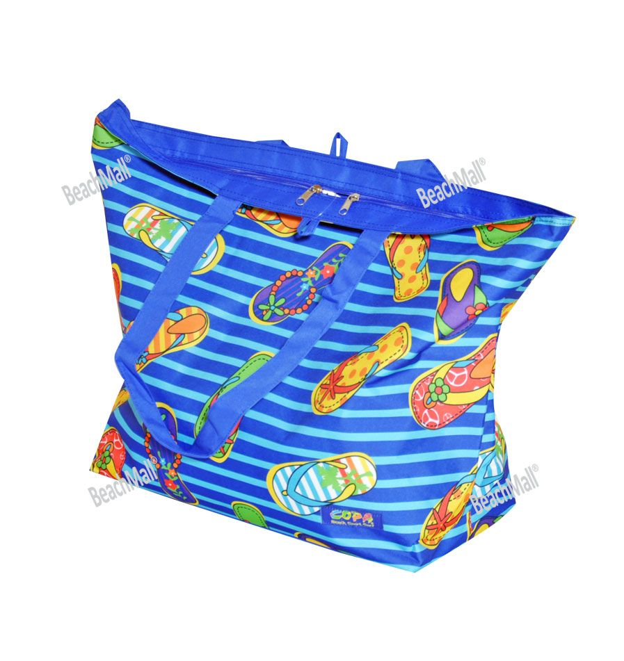 Copa Sports Oversized Beach / Pool Tote - Platinum Series with ...