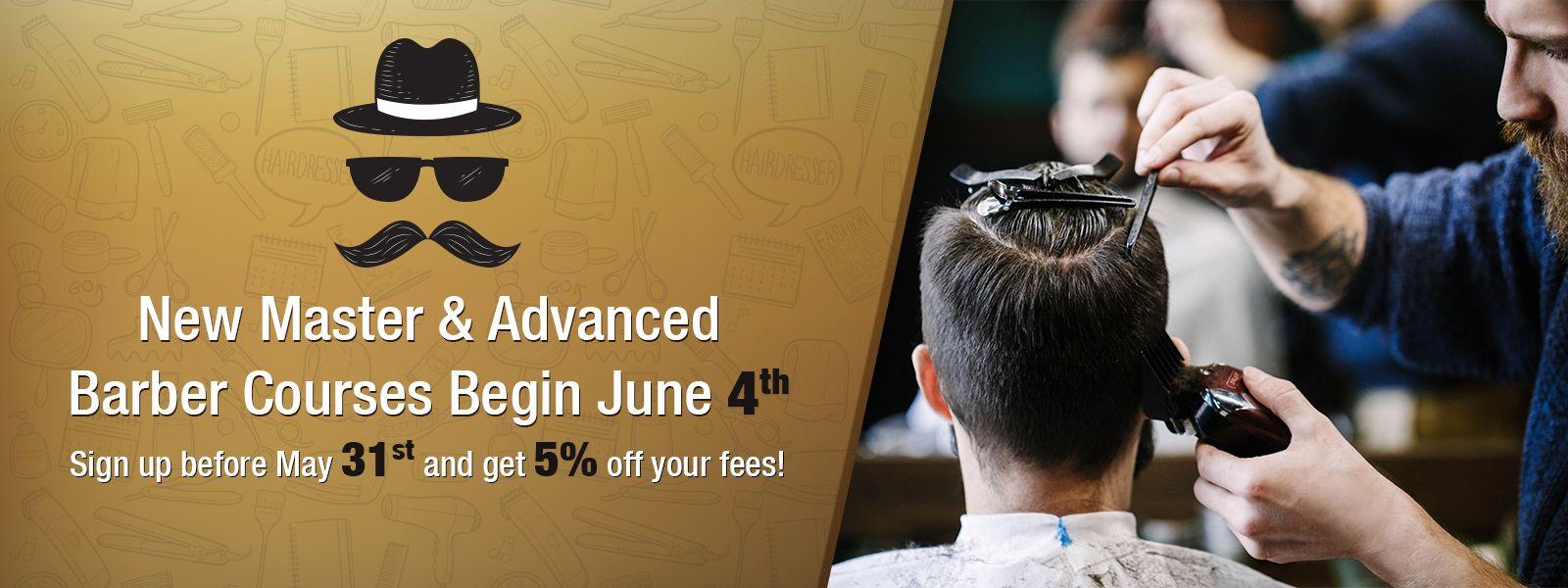 International Barber Institute can help you gain the
