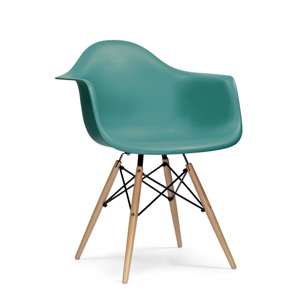 charles eames style daw stuhl türkis | möbel | pinterest | charles ... - Chaise Daw Charles Eames