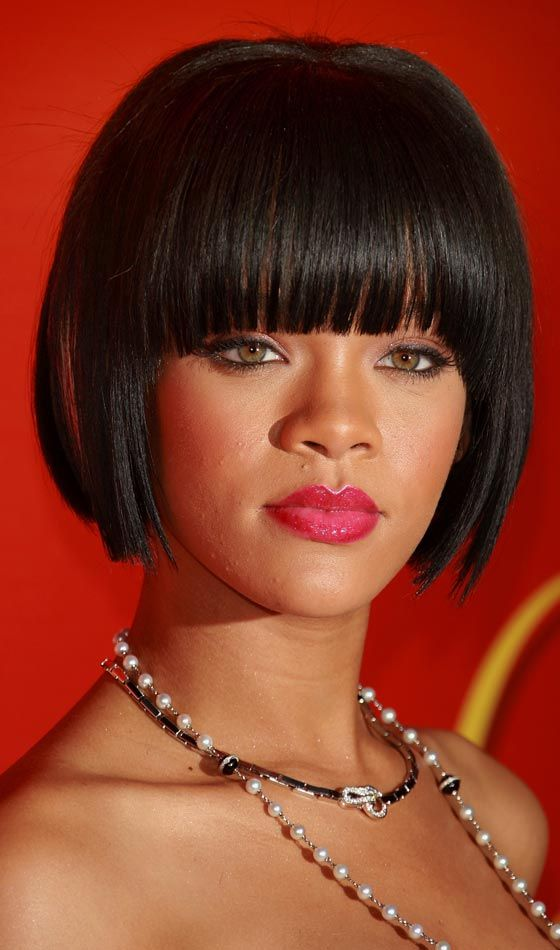 Rihanna Hairstyles Brilliant 50 Best Rihanna Hairstyles  Rihanna Shorts And Hair And Beauty