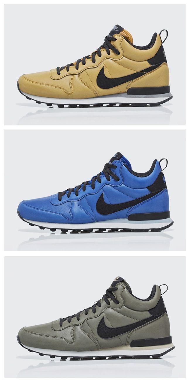 hot sale online 76fb1 ac9a0 Nike Internationalist Mid QS Runners Shoes, Nike Internationalist, Best  Sneakers, Shoes Sneakers,